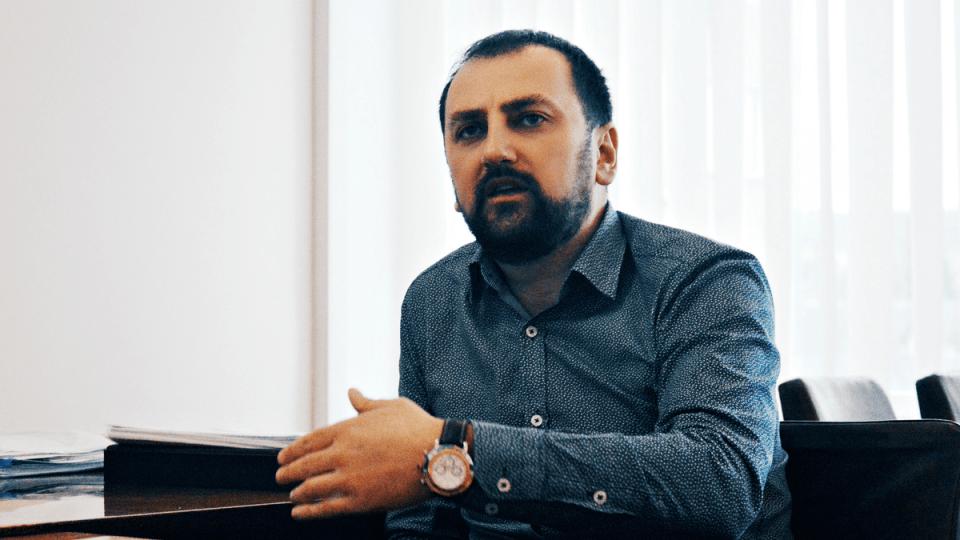 Тараса Яковлева призначили першим заступником Ковельського міського голови