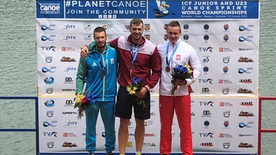 Волинянин виборов срібну медаль на чемпіонаті світу