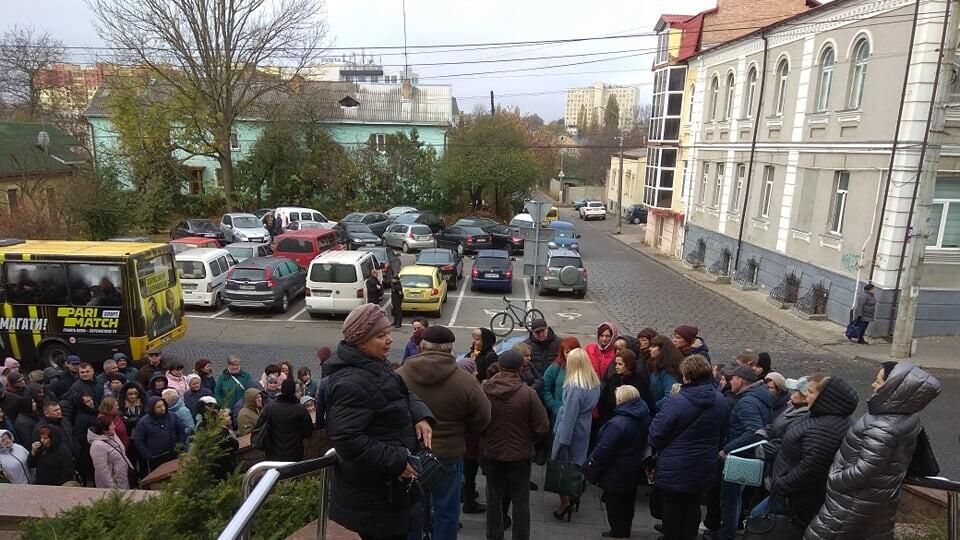 У Луцькраді обіцяють сприяння підприємцям Старого ринку, які згідні на переїзд
