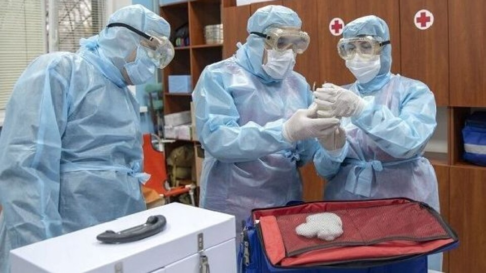 В Україні зафіксували 84 випадки коронавірусу