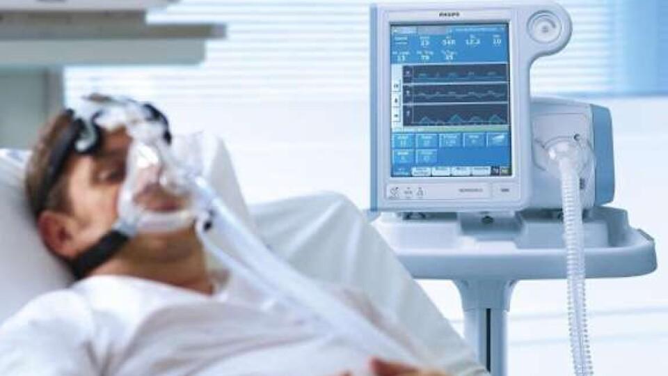 Гроші є, купити ніде, – головний медик Волині про дихальні апарати