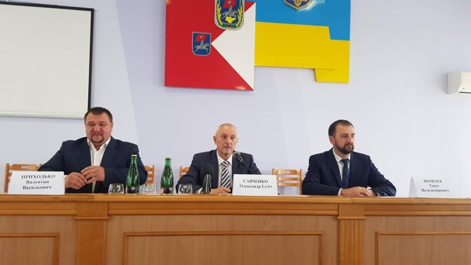 Савченко офіційно представив Яковлева. ФОТО