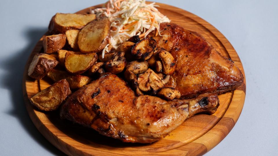 Залиште час для себе: «Карабас Барабас» потурбується про їжу на вашому столі. ФОТО