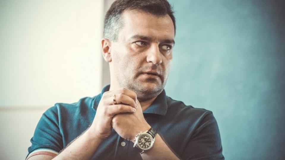 Журналіст Дмитро Гнап назбирав грошей для реєстрації кандидатом у президенти