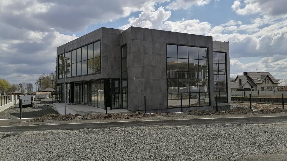 Під Луцьком будують новий торговий центр. Він бере участь у Всеукраїнському конкурсі