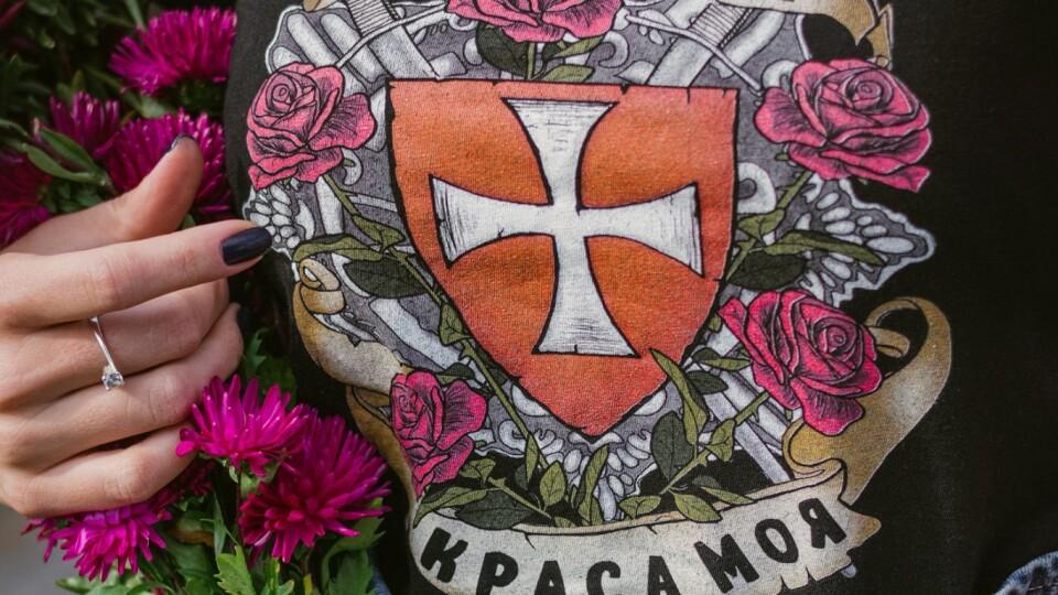 Ветеранка та активістка створили бренд одягу з принтами про Волинь