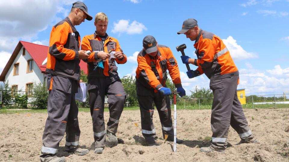 На Волині обрали найкращу бригаду аварійно-диспетчерської служби «104»