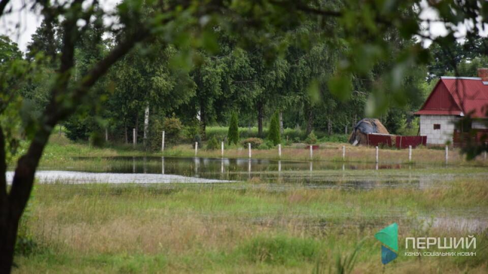 Волинян попереджають про погіршення погоди. Один район може затопити