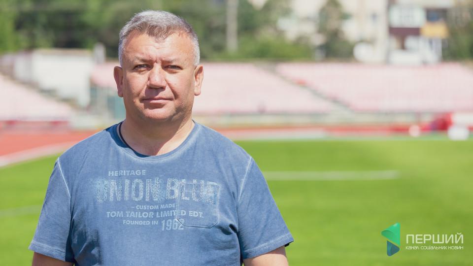 Депутат в темі – Валентин Кошельник: «Спорт фінансують ентузіасти»