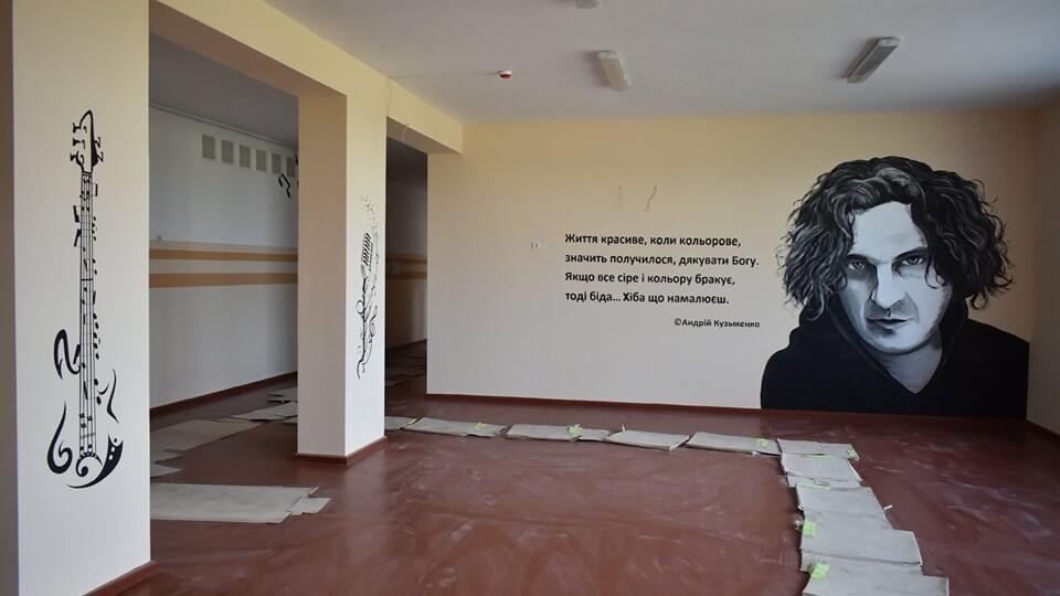 Показали зсередини новозбудовану школу у Любохинах