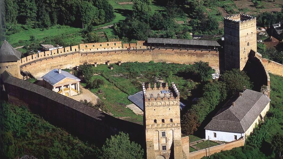 «Нащадок» Любарта хотів відсудити луцький замок