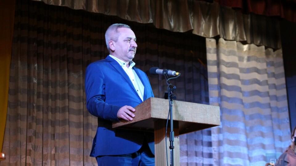 Головою Володимир-Волинської райради став Віктор Хиць