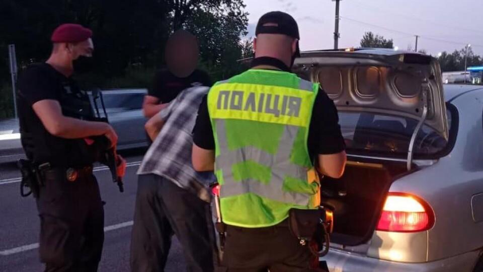 Після теракту у Луцьку поліція посилює контроль на вулицях