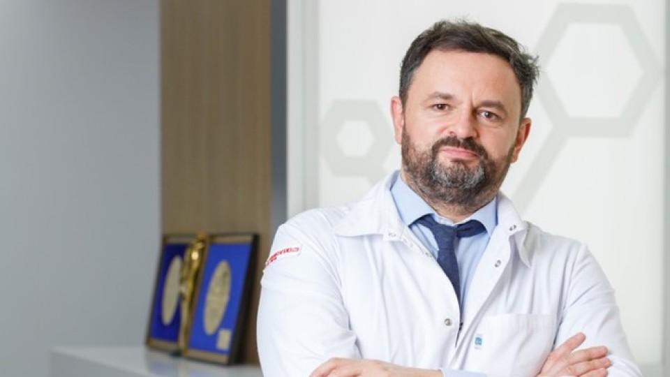 Хірург з Волині Валіхновський прооперував жінку з пухлиною на носі. ВІДЕО