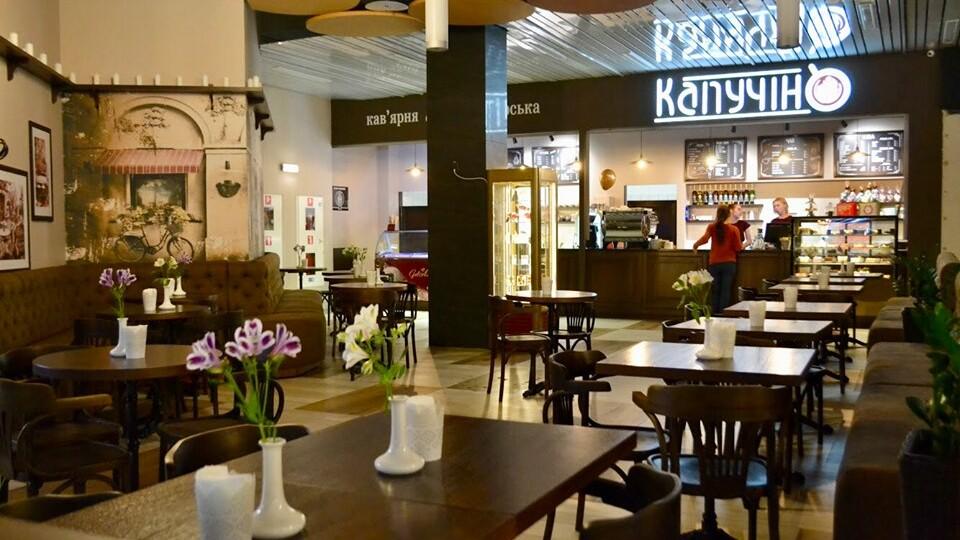 У Луцьку відкрилась нова кав'ярня «Капучіно»