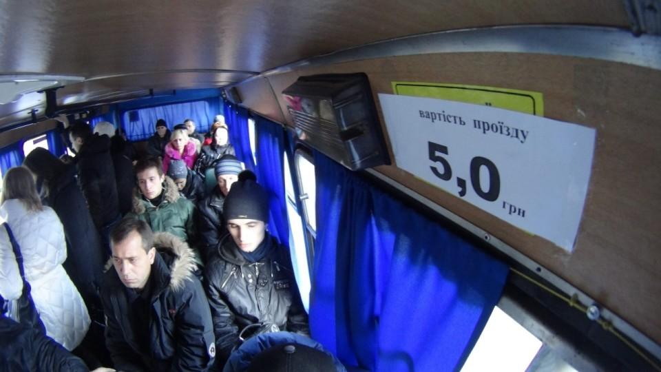 У Ковелі підняли ціну на проїзд в  маршрутках