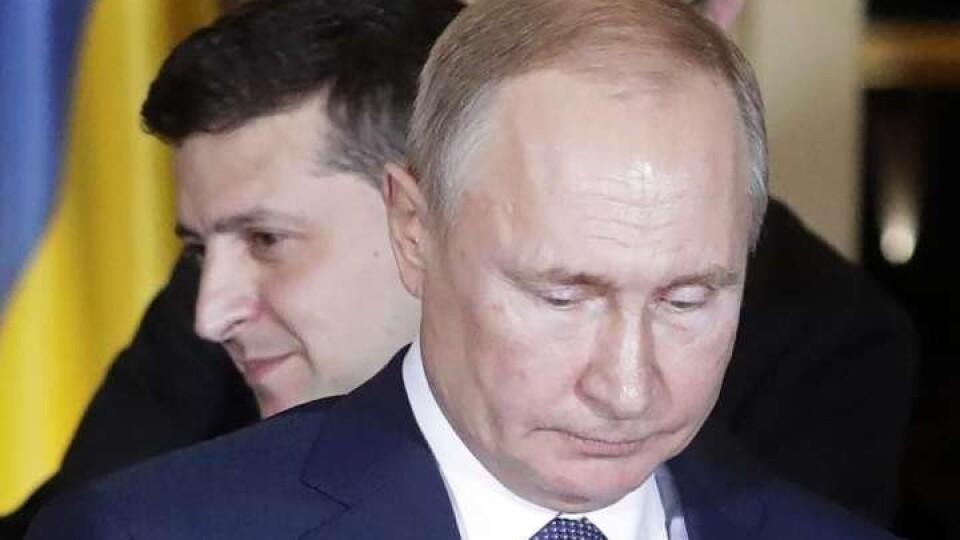 Путін заявив, що готовий зустрітися із Зеленським у Москві
