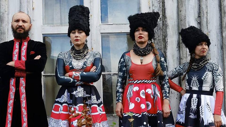 ДахаБраха дасть великий сольний концерт у Києві