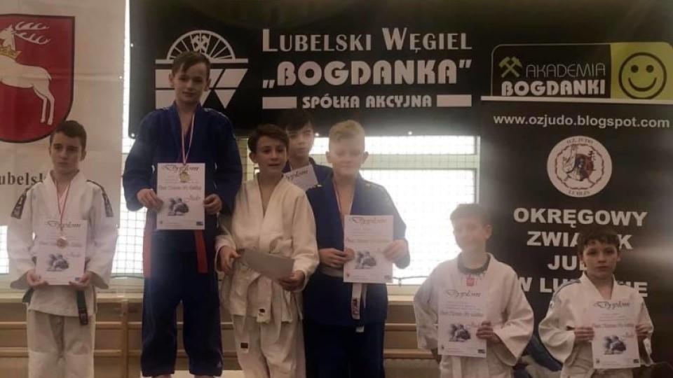 Волинські дзюдоїсти «вигризли» 7 нагород на чемпіонаті в Польщі. ФОТО