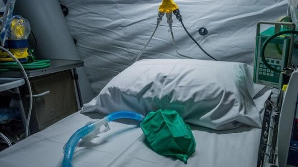 В Україні за добу померло понад 70 людей із коронавірусом. Нових хворих – понад три тисячі