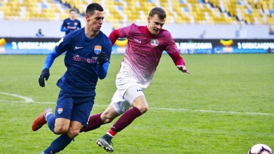 На перегляді у «Волині» – два футболісти зі Львова, – ЗМІ
