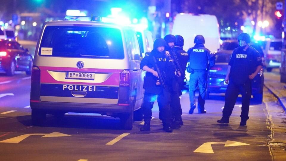 У центрі Відня відбувся теракт. Є загиблі та постраждалі