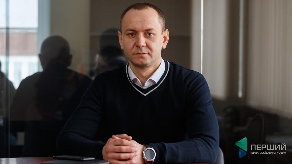 Бізнесмен в тренді – Сергій Стрихарчук: «Ми хочемо виробляти свій якісний продукт»