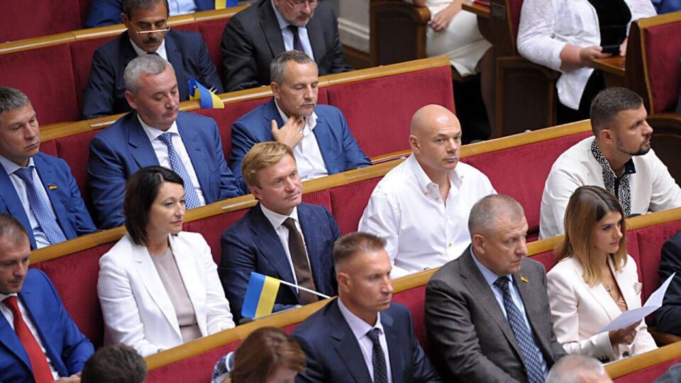 Наші в Раді. Волинські нардепи у новому парламенті. ОНОВЛЕНО