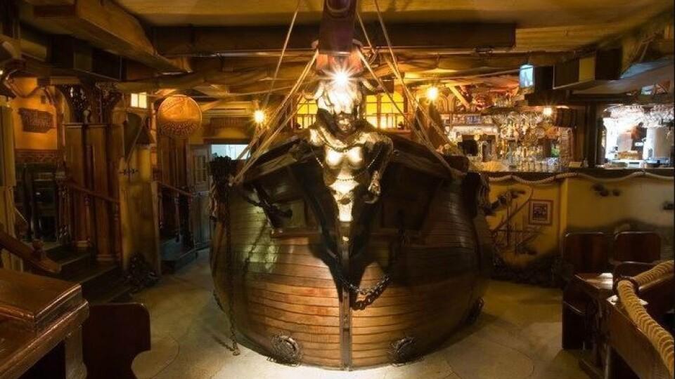 Як святкуватимуть  25-річчя легендарного луцького бару «Кораблик»