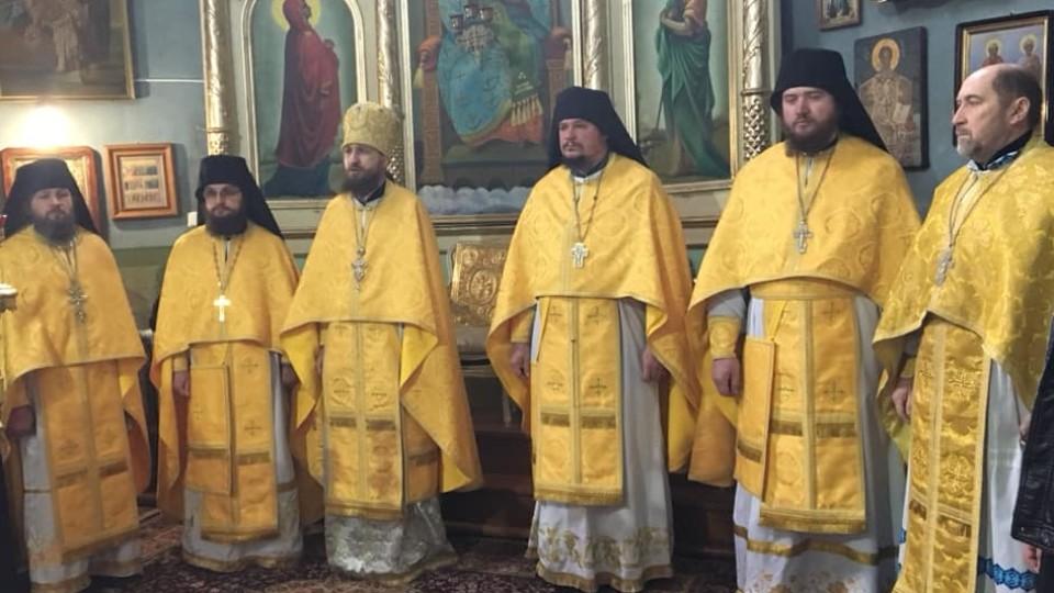 У жидичинській церкві вперше молились прихильники ПЦУ. ФОТО