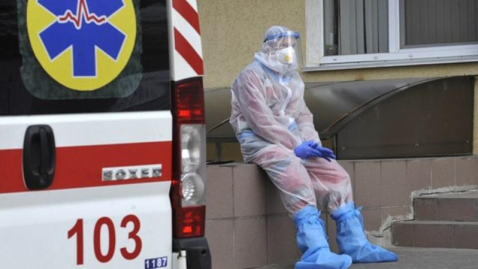В Україні за останню добу коронавірус знайшли у майже 8 тисяч людей