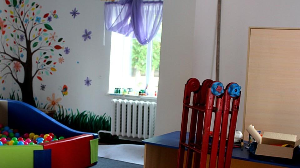 На місці бібліотеки на Волині відкриють простір для діток з особливими потребами. ФОТО