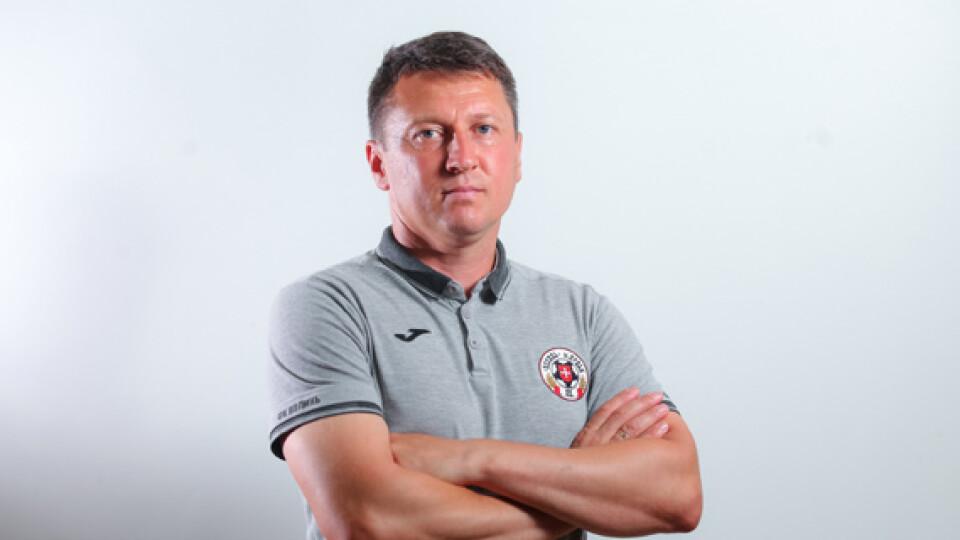 «Волинь» представила нового головного тренера