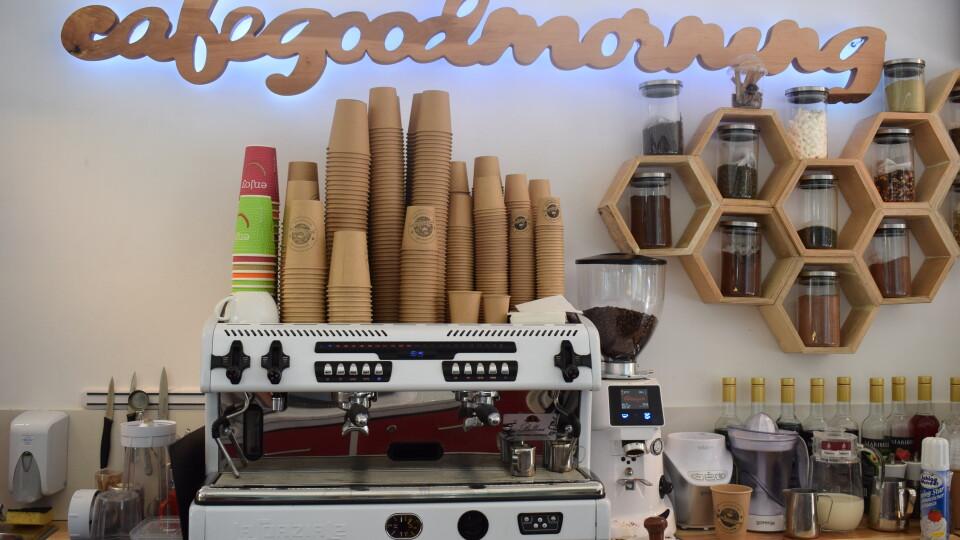 У Луцьку відкрилась нова кав'ярня Good morning