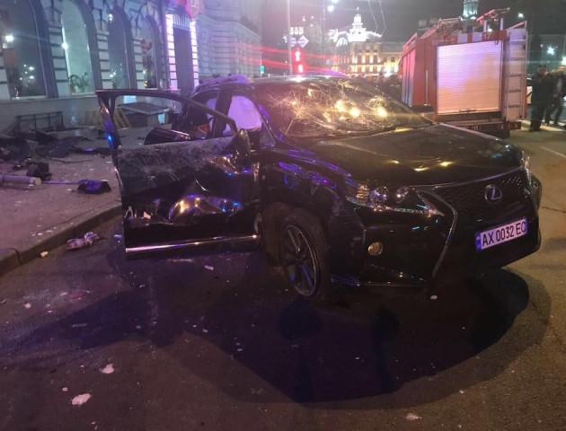 Нардеп Антон Геращенко розповів подробиці ДТП у Харкові, де загинуло 5 людей та 6 у лікарні. ВІДЕО