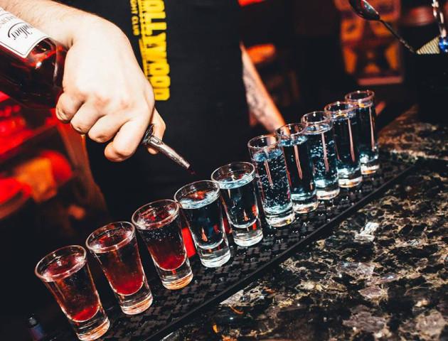 ТОП-10 барменів Луцька