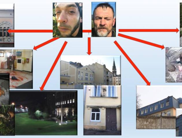 Затримали злочинну банду, яка, ймовірно,  намагалася «підірвати» консульство Польщі у Луцьку