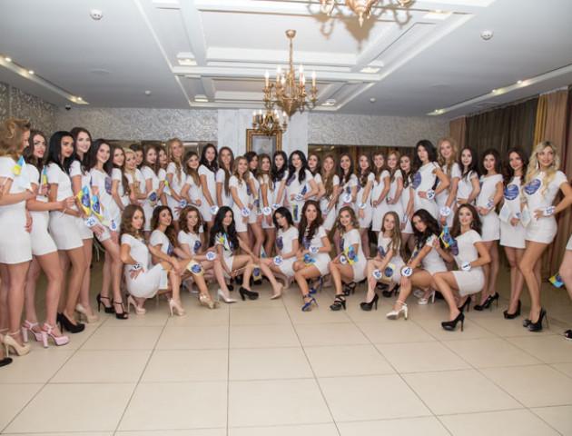 У Луцьку - фінал конкурсу краси «Міс Принцеса України 2017»