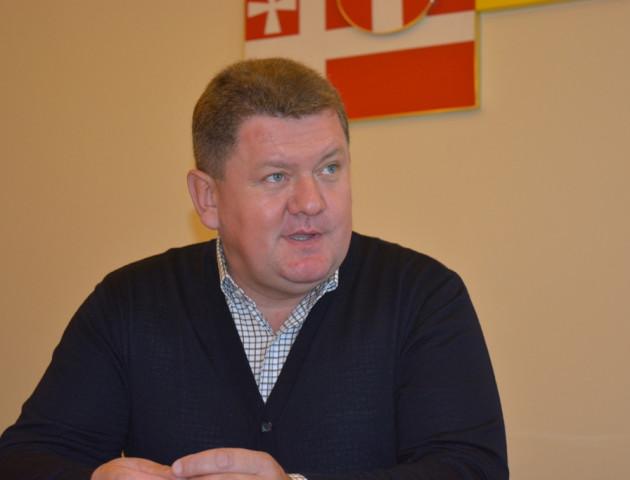 Виною усьому є та злощасна політика, - депутат Волиньради Михайло Імберовський
