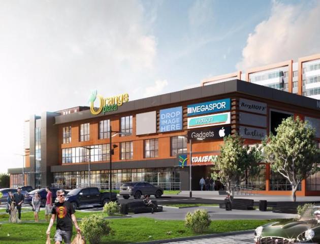 У Вараші з'явиться перший торгово-розважальний центр - Orange Plaza
