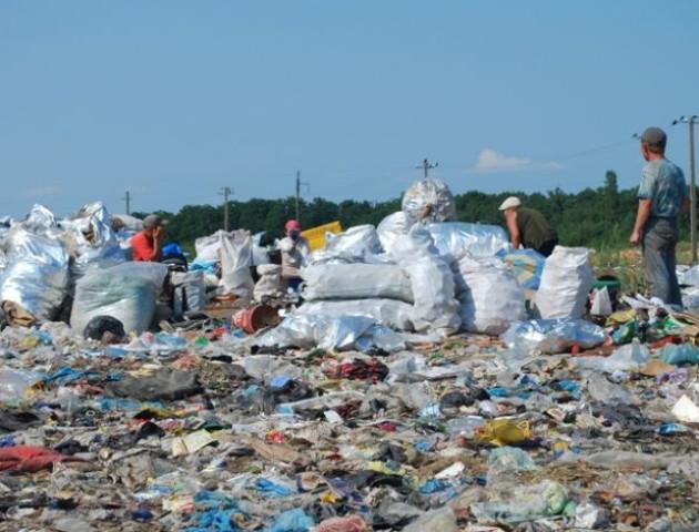 Волиняни можуть повідомити про стихійні сміттєзвалища