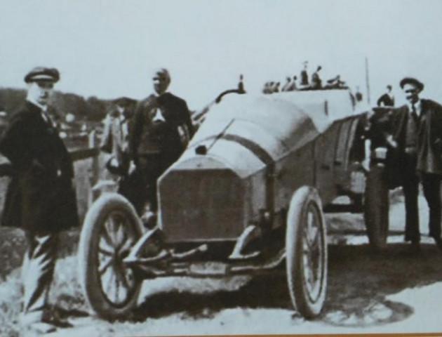 Піонер автомобілізму: історія барона фон Мекка, власника автопарку Mercedes на Волині.  ФОТО