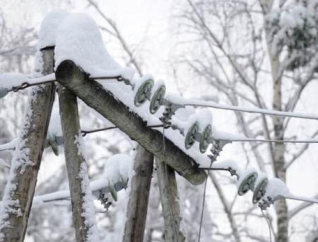 Негода залишила без світла будинки в 10 областях України