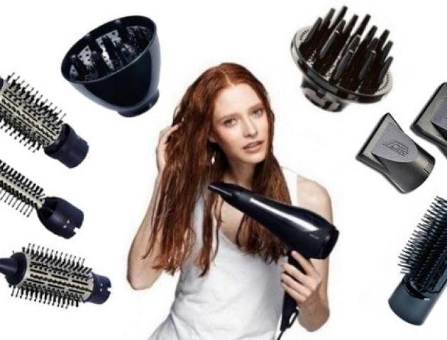 Як правильно сушити волосся феном?