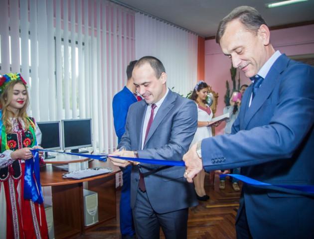 У Луцькому ВПУ будівництва та архітектури відкрили центр професійної кар'єри