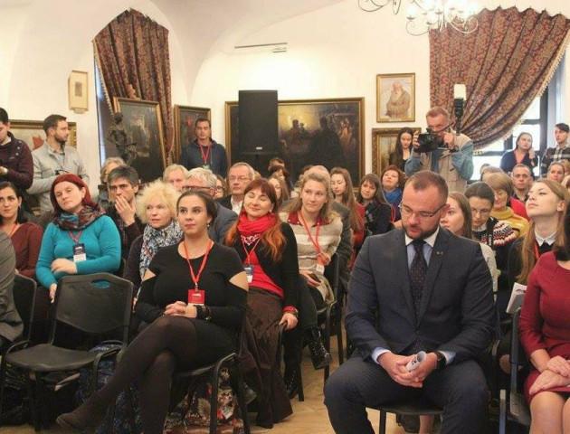 У Луцьку стартував міжнародний фест поезії