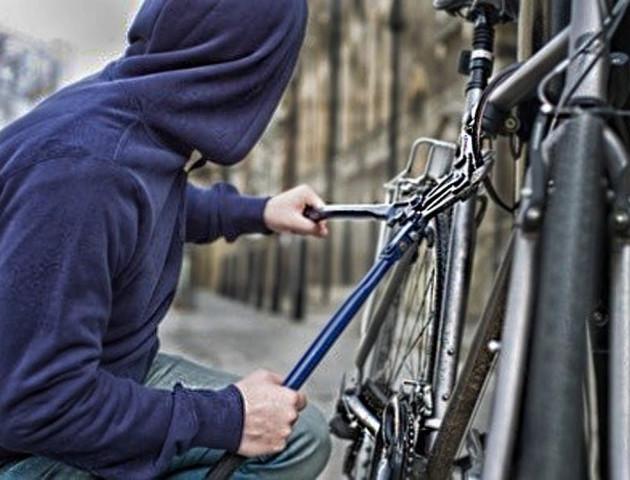 На Волині у жінки вкрали велосипед