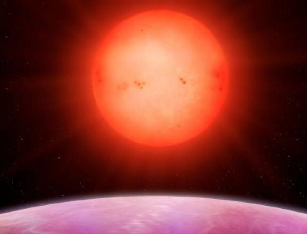 Учені виявили гігантську планету-монстра
