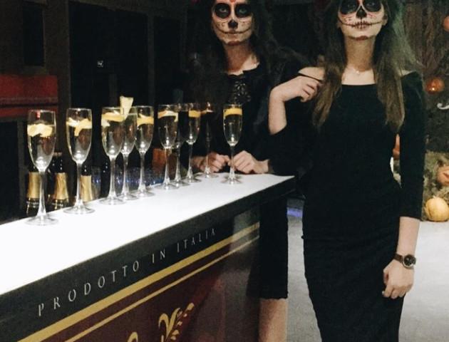 На Halloween у «Промені» дегустували Fragolino. ВІДЕО