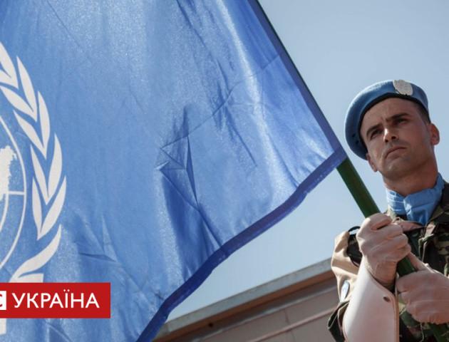 США хочуть відправити в Україну 20 тисяч миротворців - ЗМІ